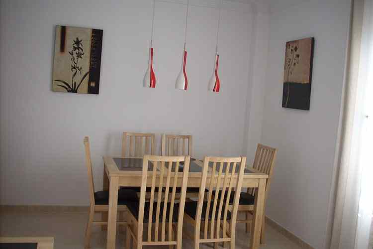 Comedor 2 dormitorios