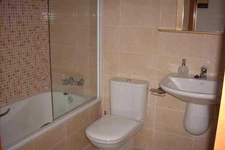 Baño 1 dormitorio