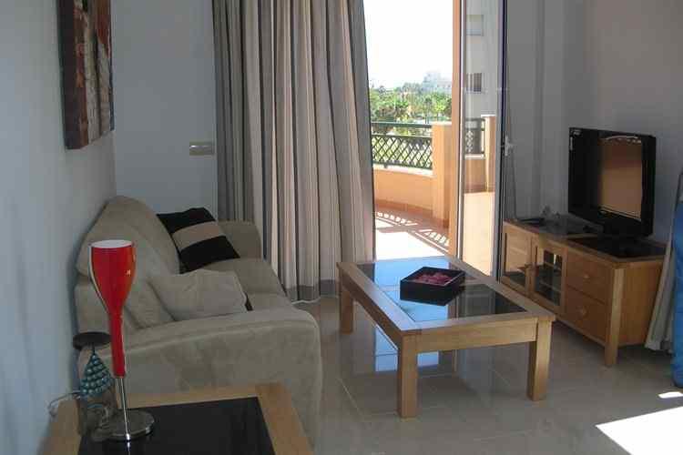 Salón 2 dormitorios