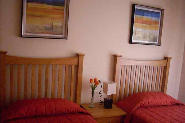 Habiracion 2 dormitorios