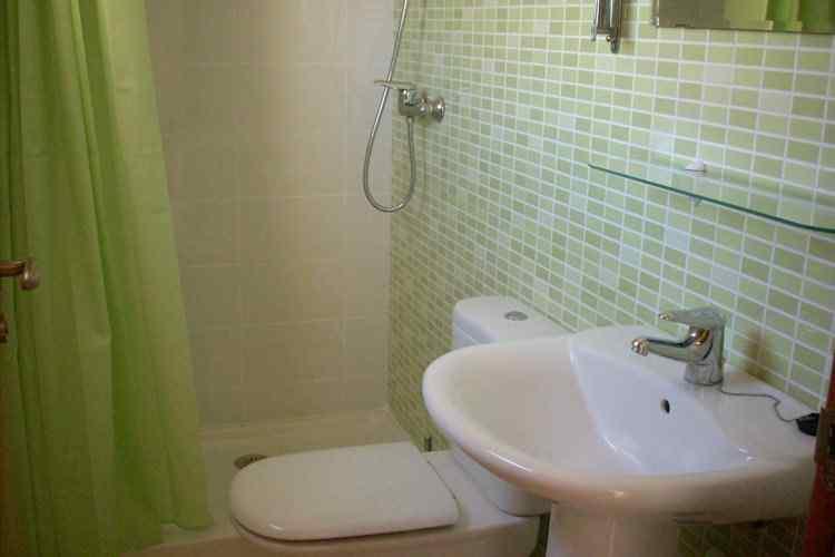 Baño 3 dormitorios