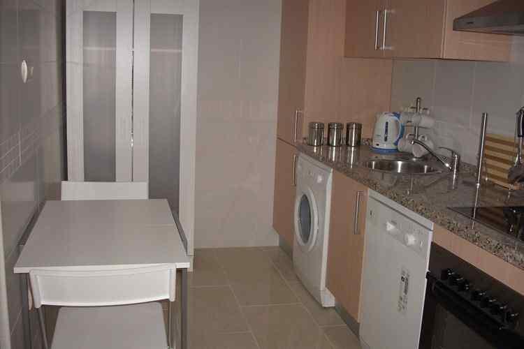 Cocina 1 dormitorio
